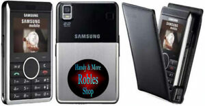 Samsung-SGH-P310-Black-Ohne-Simlock-2MP-3Band-MP3-mit-Etui-Battery-NEU-OVP