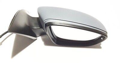 CITROEN NEMO 2008-2012  DOOR WING MIRROR GLASS RIGHT CLIP ON RIGHT