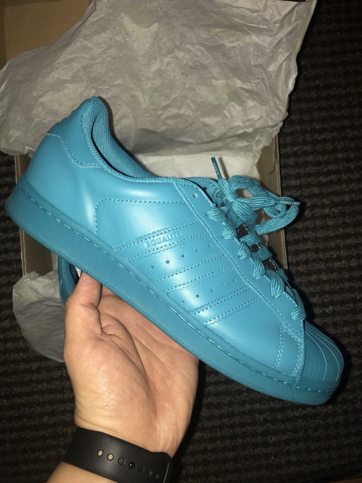 "Adidas Supercolor ""Pharrell Wiiams"" - Lab Green UK8.5"