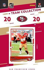 2020-Panini-San-Francisco-49ers-Team-Set-10-NFL-Cards