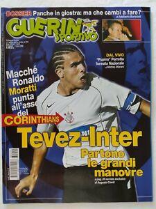 GUERIN-SPORTIVO-9-2006-FILM-RONALDO-TEVEZ-KLINSMANN-MONDIALI-06-PERROTTA