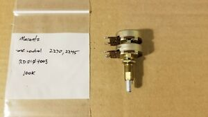 Marantz tone control potentiometer 100K for 2270 and 2245 RD0104005