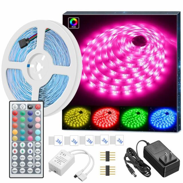 Luces led de colores para habitacion