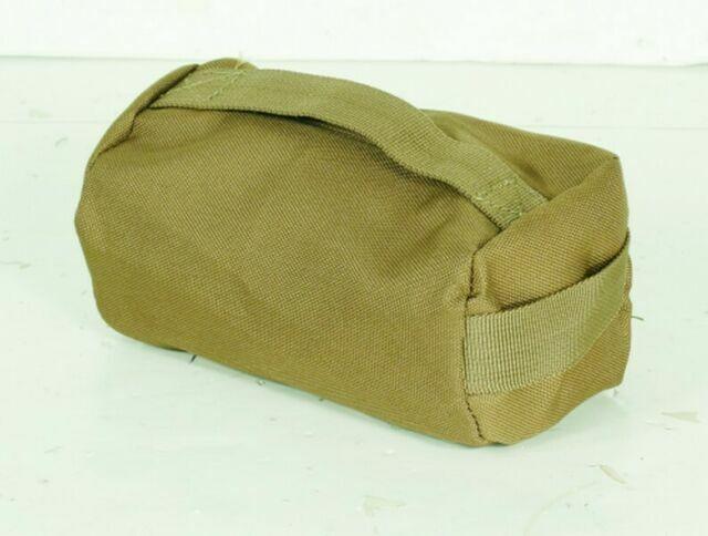 Handmade Small Camouflage Air Rifle Rest Bag Shooters Bean Bag Cushion Zeroing