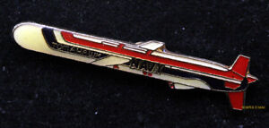 TOMAHAWK-CRUISE-MISSILE-BGM-109-LAPEL-HAT-PIN-UP-SAC-US-NAVY-AIR-FORCE-VETERAN