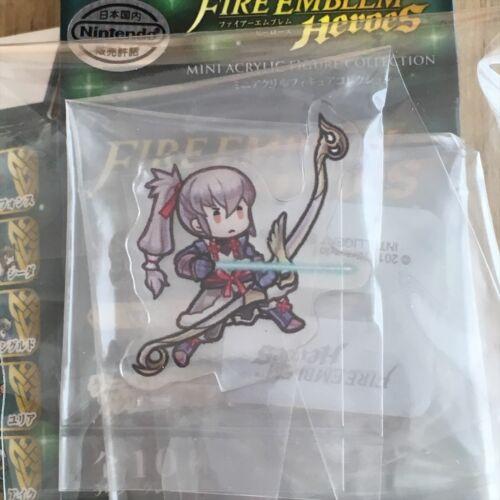 Fire Emblem Mini Acrylic Stand vol.1 Alfonse Caeda Julia Ike Nino Alm Takumi