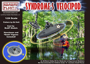 "Syndrome's Velocipod from ""The Incredibles"""