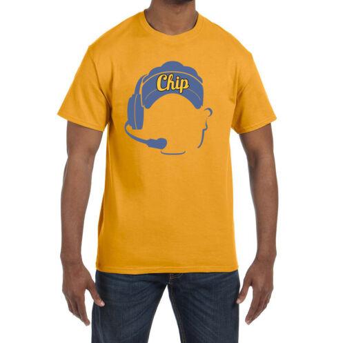 UCLA Bruins Chip Kelly Headset T-Shirt