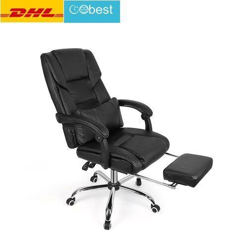 Racing Bürostuhl Chefsessel Racer Sessel Stuhl Kunstleder Gamingstuhl 150 kg pu