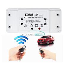 DM WiFi Wireless Smart Switch Module ABS Shell Socket for DIY Home
