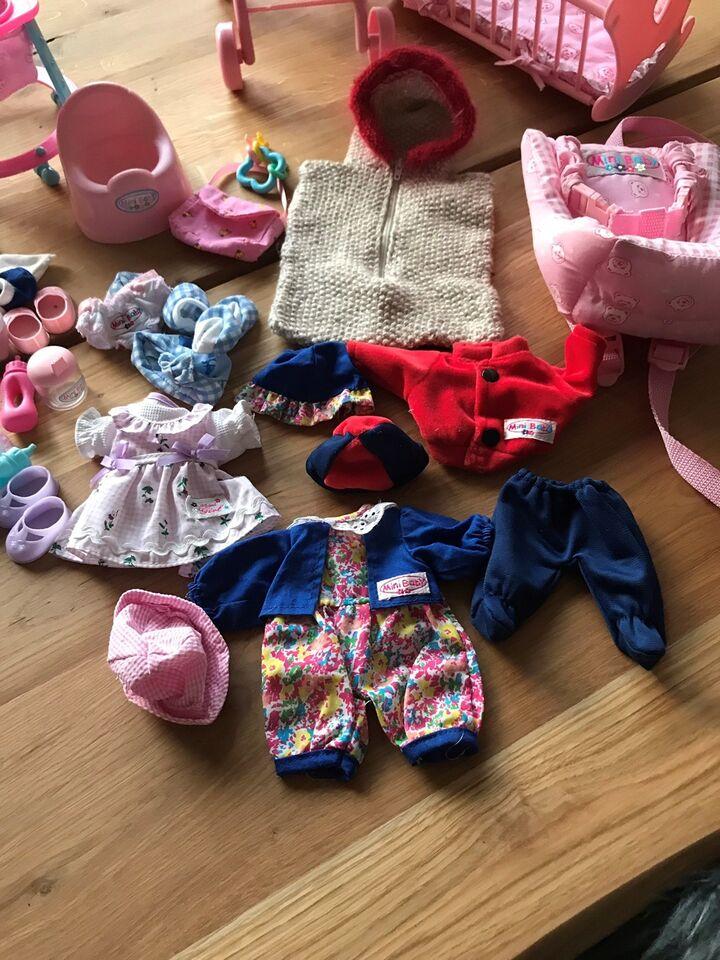 Blandet legetøj, Mini baby