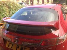 Honda Civic FN, FN2, FK 3dr Type R Rear Boot Spoiler/Trunk Wing 2006-2011 - New!
