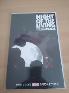 NIGHT-OF-THE-LIVING-DEADPOOL-TPB-MARVEL-COMICS-2014-BRAND-NEW-NM-MT