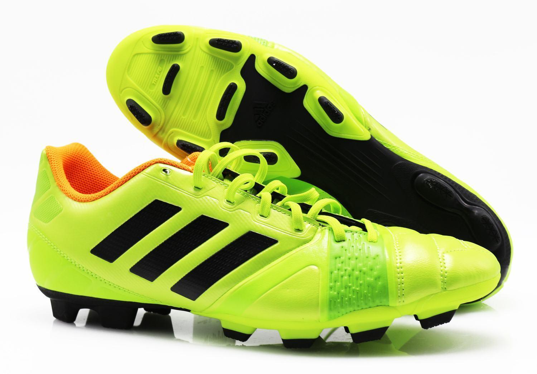 Adidas Fußballschuhe nitrocharge 3.0 TRX FG F32812 lime (72) Gr. 46