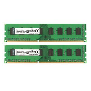 Pour-Kingston-8-Go-2X-4-Go-DDR3-1600-MHz-PC3-12800U-240pin-Desktop-Memoire-RAM-DIMM