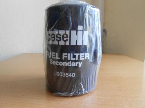 Case  Filter FUEL Filter Secondary J903640