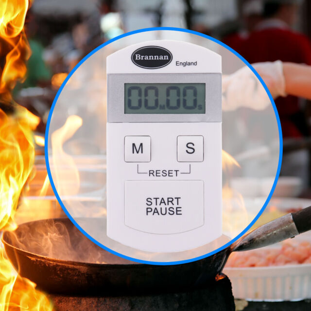 28//213//0 COUNTDOWN TIMER  KITCHEN COOKING COUNT DOWN ALARM MAGNET TIMING