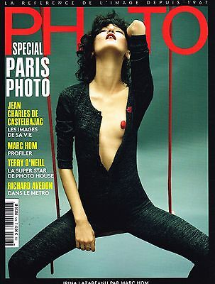 Doelstelling French Photo #528 Irina Lazareanu Marc Hom Richard Avedon Alicia Vikander @new@