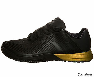 sports shoes 1ca2b f7953 Image is loading adidas-CrazyPower-TR-crazy-power-training-shoes-black-