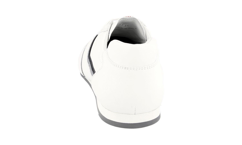 Lujo prada cortos zapatos 4e2735 blanco nuevo Nuevo 7,5 42 41,5 42 7,5 bc66b5
