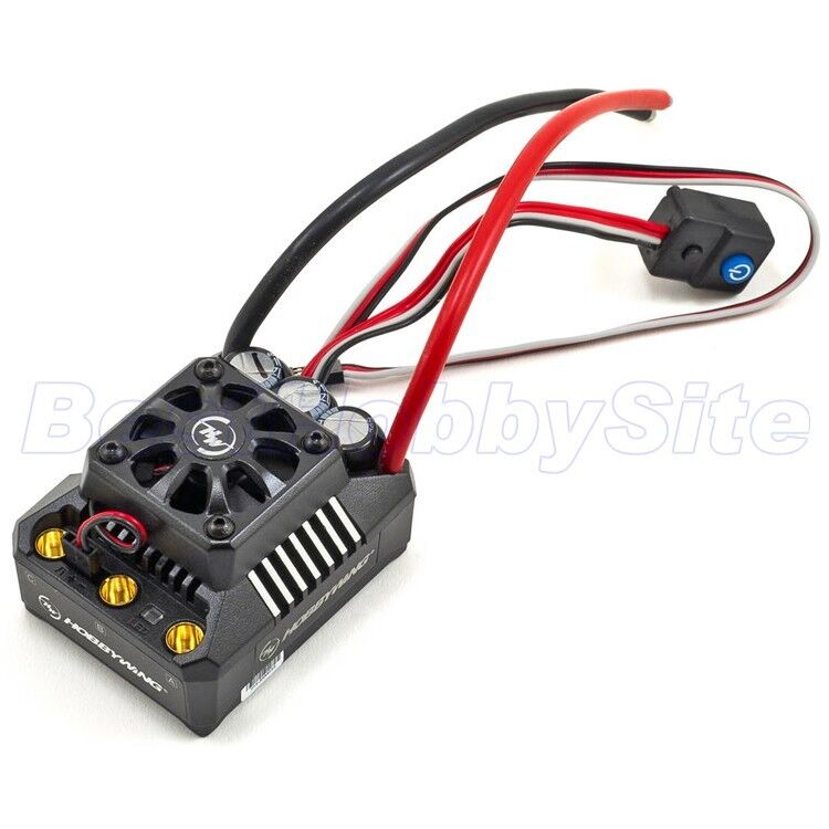Hobbywing Ezrun MAX6-V3 160A Water-proof Brushless ESC 1 6 RC coche camión 1 6
