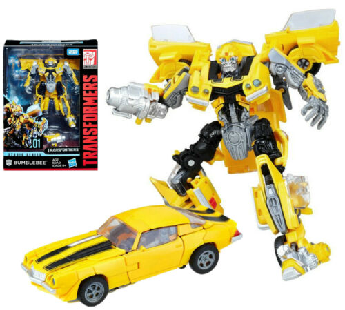 Transformers Studio Series SS01 Bumblebee Action Figure Toy New in Box