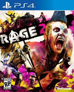 Bethesda Rage 2 - PlayStation 4 Standard Edition