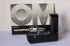Olympus Winder 2 for OM1, Om2, Om10, OM20, OM30 OM40 Cameras