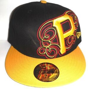 e28a5404 Image is loading Pittsburgh-Pirates-Authentic-New-Era-59FIFTY-Fitted-Size-