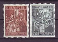 VATICANO 1956 S. IGNAZIO DI LOYOLA ** INTEGRI PERFETTI.. MNH VF