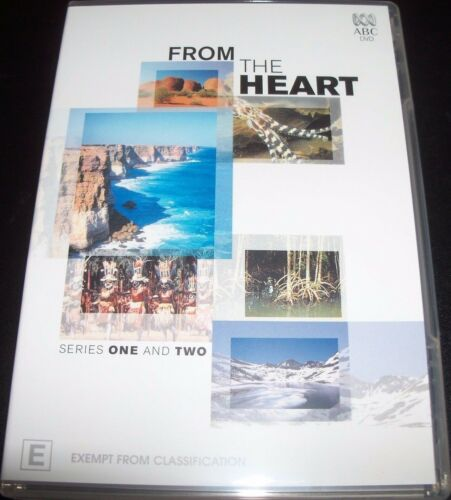 1 of 1 - From The Heart ABC TV Series One & Two (1 And 2) (Australia Region 4) DVD