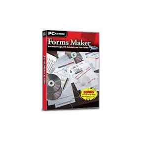 Cosmi-Forms-Maker-amp-Filler-PC-Software-NEW