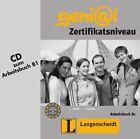 Geni@l B1 - Audio-CD zum Arbeitsbuch B1 (2013)