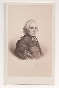 Vintage-CDV-Henry-Essex-Edgeworth-priest-and-confessor-E-Desmaisons-Photo
