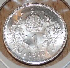 1 Kronen Österreich 1915 vz