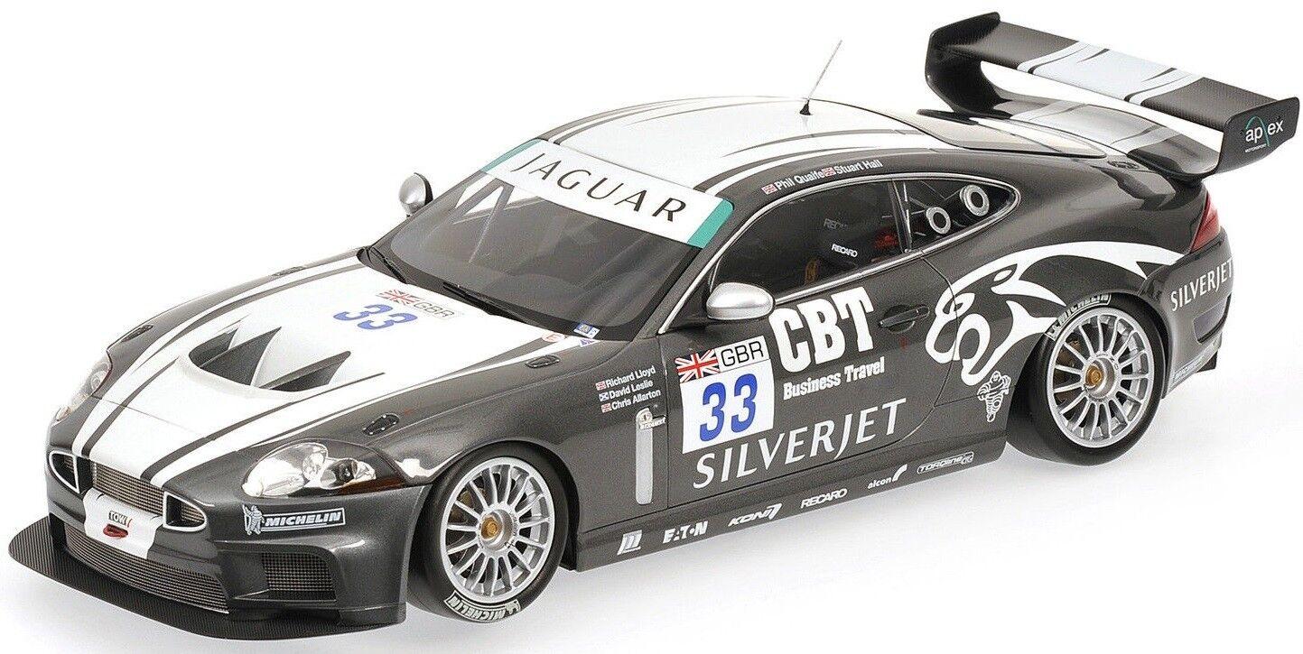 MNC150081333 - Voiture de courses JAGUAR XKR GT3  Fia GT3 2008 équipage Quaife-H