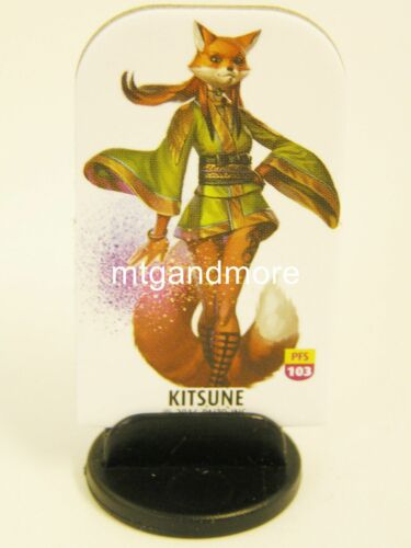 #103 Kitsune Pathfinder Battles Pawns Pathfinder Society Tokens