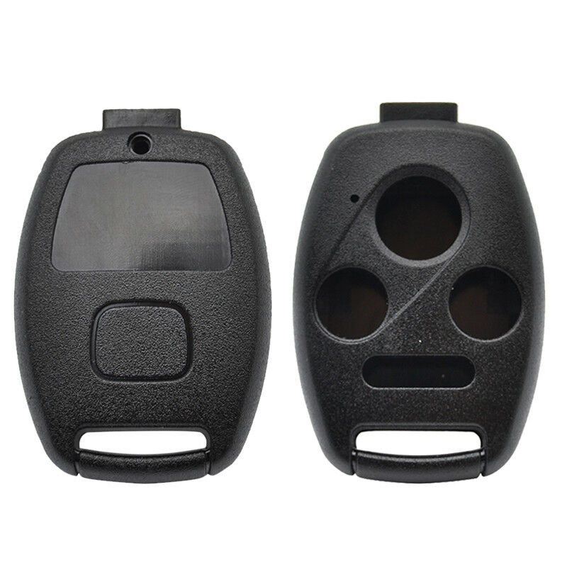Key Fob Keyless Entry Remote Shell Case /& Pad fits Honda Accord Civic CR-V CR-Z Fit Insight Odyssey MLBHLIK-1T, N5F-S0084A