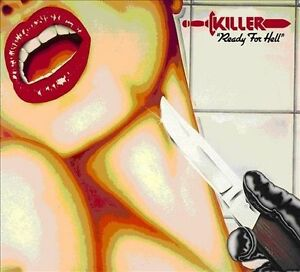 KILLER-Ready-For-Hell-4-bonus-DIGIPAK-CD-FACTORY-SEALED-NEW-1983-2012-Mausoleum