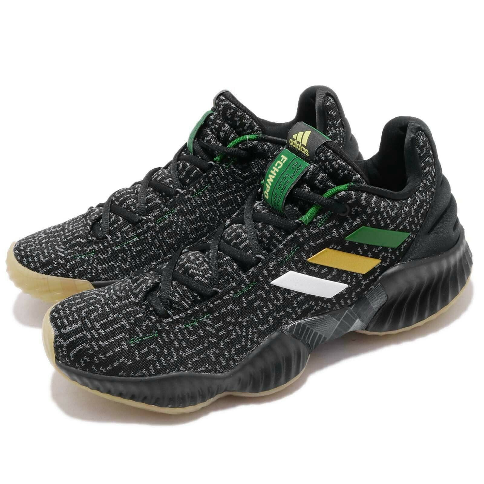 Adidas PB Pro Bounce Bounce Bounce 2018 Low Men Basketball shoes Sneakers Pick 1 5d775e
