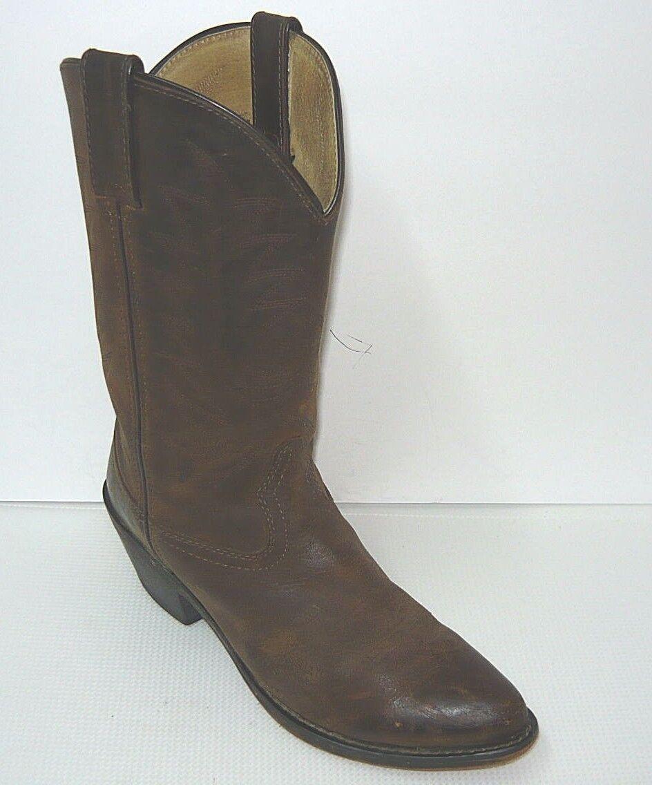 Durango RD4112 Brown Cowgirl Western Boots Women's 8.5M