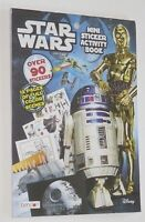 Star Wars Stickers Activity Book Game Over 90 Stickers 12 Pages My Other Items