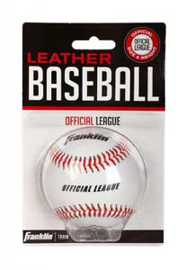 Franklin-Baseball-Syntex-Kork-Blister-Baseball-Ballsport-Ball-Baseballbaelle