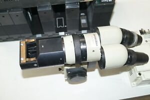 SWISS PROJECTINA SZ 7   90 DEGREE ZOOM MICROSCOPE POD  WITH 10X EYEPIECES