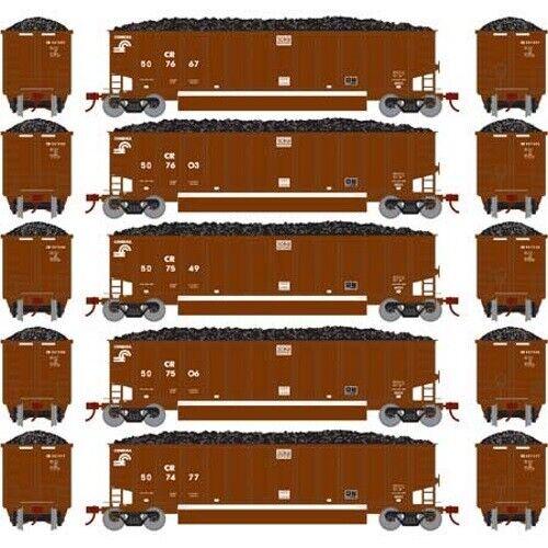 Athearn ATH25007 N Bethgon Coalporter w Load CR (5)