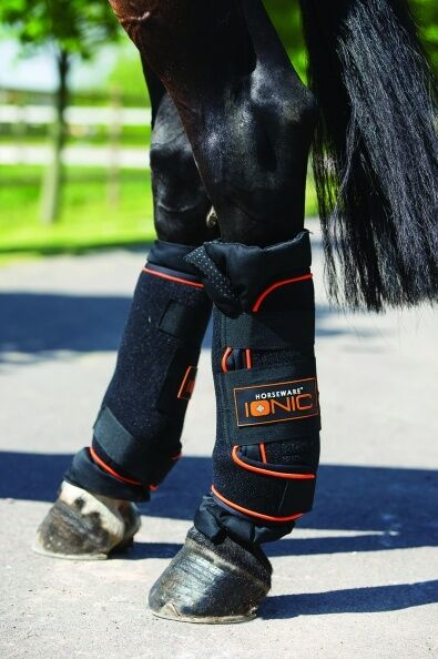 Horseware Rambo IONIC Circulation Therapy STABLE BOOTS Arthritis Stiff Injury
