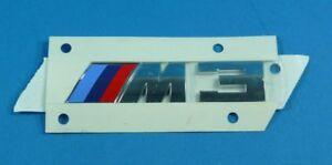 Original BMW 3er e46 m3 EMBLEM CHROME