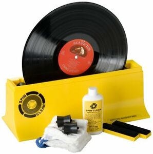 Spin-Clean-Record-Washer-System-MKII-MK2-Vinyl-Cleaning-Washing-Easy-Starter-Kit