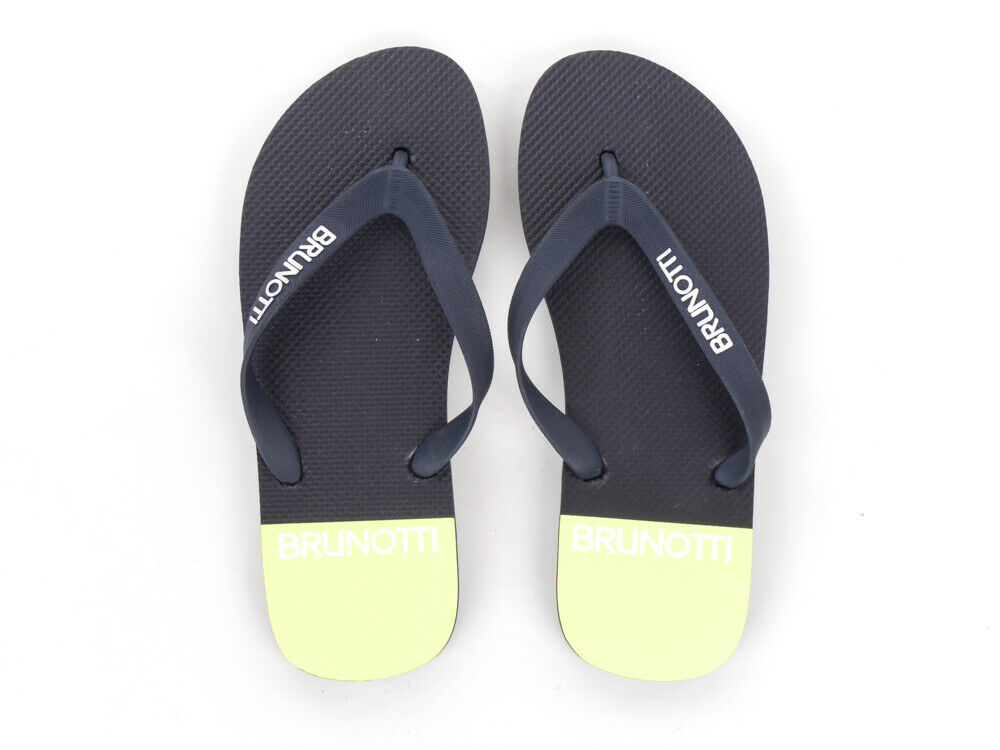 Brunotti Toe post Beach Sandals Slippers  Enso blu Eva -Sole Nubs  fino al 60% di sconto