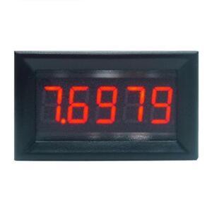 Mini-Digital-0-36in-LED-5-Bits-DC-0-33-000V-Voltmeter-Panel-Volt-Voltage-Meter
